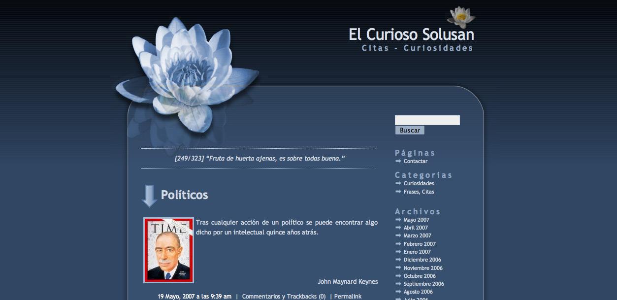 http://elcurioso.solusan.com