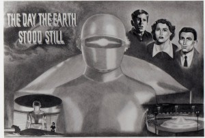 "The Day the Earth Stood Still"", Robert Wise, 1951"
