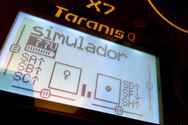 """Modelo: Simulador generado y parametrizado. En este caso el simulador elegido es """"The Drone Racing League High Voltage"""""""