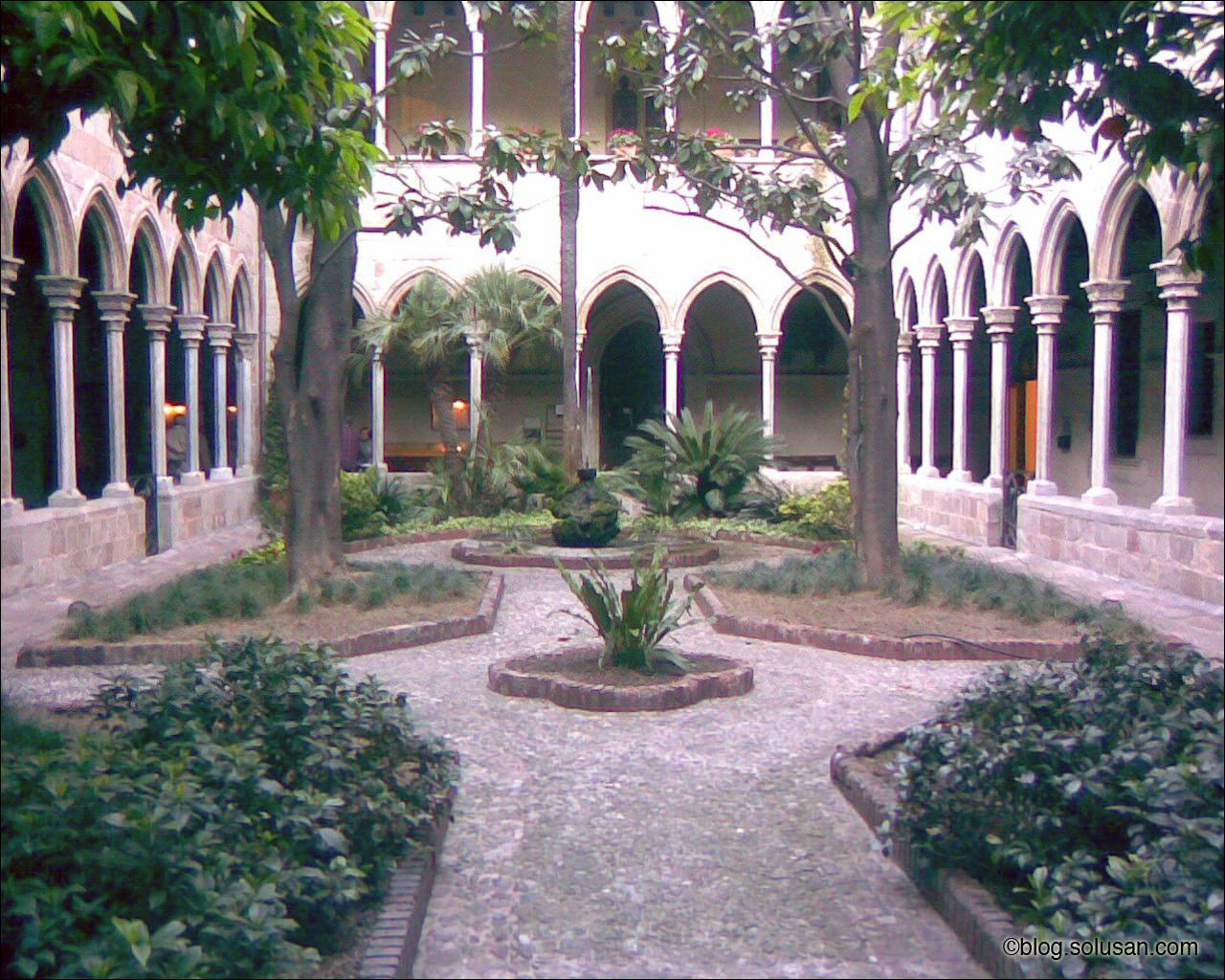 oasis en la ciudad