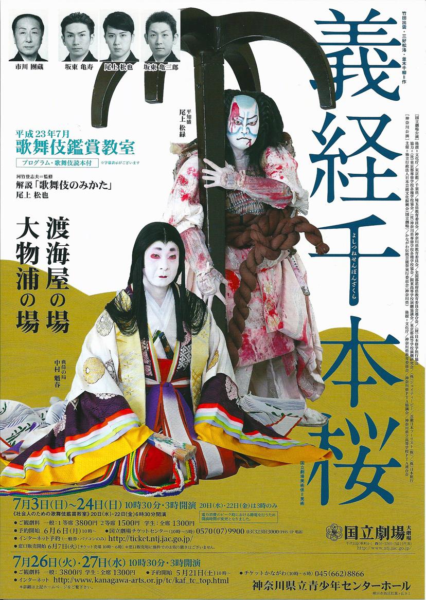 歌舞伎 Una tarde en el Kabuki