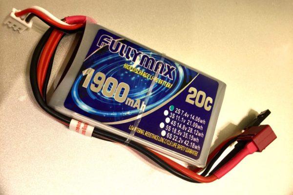 Excelente batería a precio popular por falta de demanda. (Coches RC)
