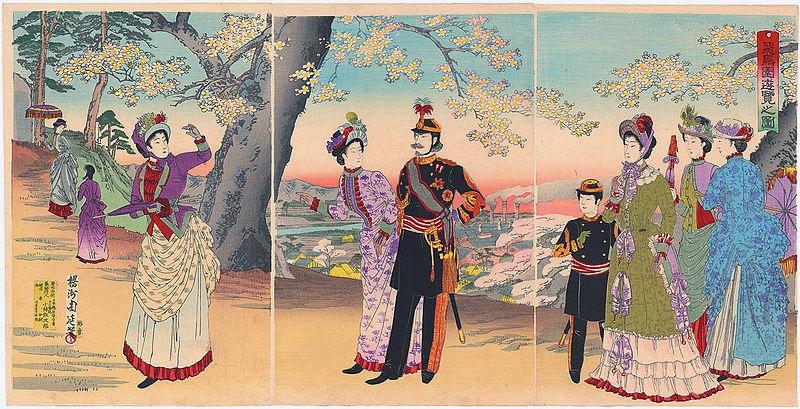 La restauración Meiji 明治時代 1868-1912